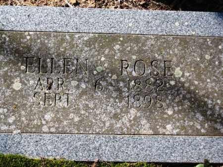 ROSE, ELLEN - Pope County, Arkansas | ELLEN ROSE - Arkansas Gravestone Photos