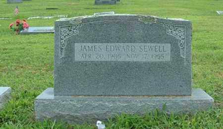 SEWELL, JAMES EDWARD - Pope County, Arkansas | JAMES EDWARD SEWELL - Arkansas Gravestone Photos