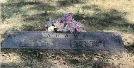 SHAW, WILLIAM N. - Pope County, Arkansas | WILLIAM N. SHAW - Arkansas Gravestone Photos