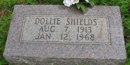 SHIELDS, DOLLIE - Pope County, Arkansas | DOLLIE SHIELDS - Arkansas Gravestone Photos
