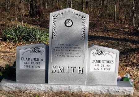 SMITH, JANIE - Pope County, Arkansas | JANIE SMITH - Arkansas Gravestone Photos