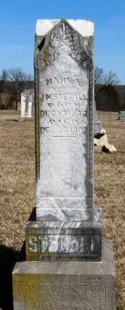STEGALL, MARY A - Pope County, Arkansas | MARY A STEGALL - Arkansas Gravestone Photos