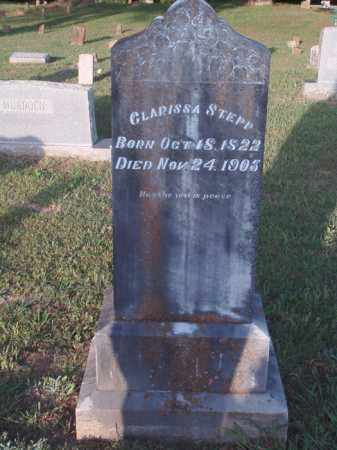 STEPP, CLARISSA - Pope County, Arkansas | CLARISSA STEPP - Arkansas Gravestone Photos