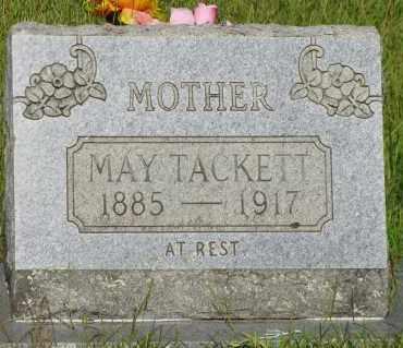 TACKETT, MAY - Pope County, Arkansas | MAY TACKETT - Arkansas Gravestone Photos