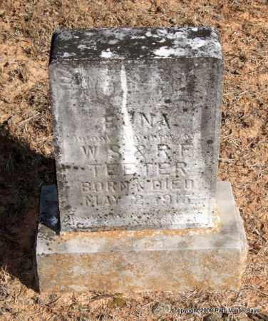 TEETER, EUNA - Pope County, Arkansas   EUNA TEETER - Arkansas Gravestone Photos