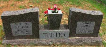 TEETER, IMA JANE - Pope County, Arkansas | IMA JANE TEETER - Arkansas Gravestone Photos