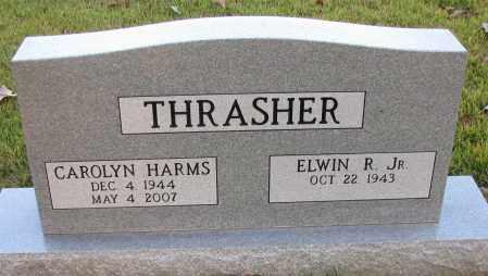 THRASHER, CAROLYN - Pope County, Arkansas | CAROLYN THRASHER - Arkansas Gravestone Photos