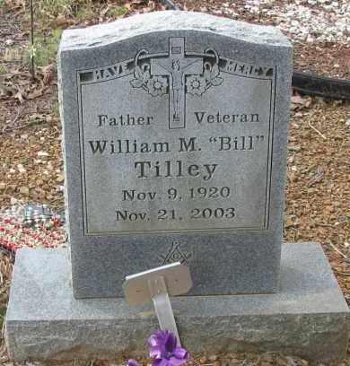 TILLEY, WILLIAM M - Pope County, Arkansas | WILLIAM M TILLEY - Arkansas Gravestone Photos