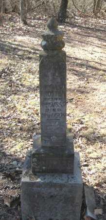 TROTTER, THOMAS D. - Pope County, Arkansas | THOMAS D. TROTTER - Arkansas Gravestone Photos