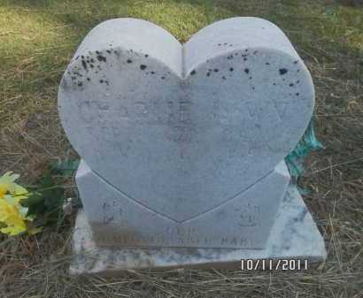UNKNOWN, CARRIE DAWN - Pope County, Arkansas | CARRIE DAWN UNKNOWN - Arkansas Gravestone Photos