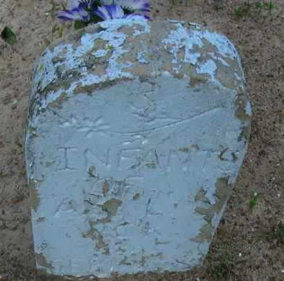 VICK, INFANTS - Pope County, Arkansas | INFANTS VICK - Arkansas Gravestone Photos