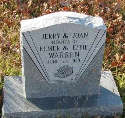 WARREN, JOAN - Pope County, Arkansas | JOAN WARREN - Arkansas Gravestone Photos
