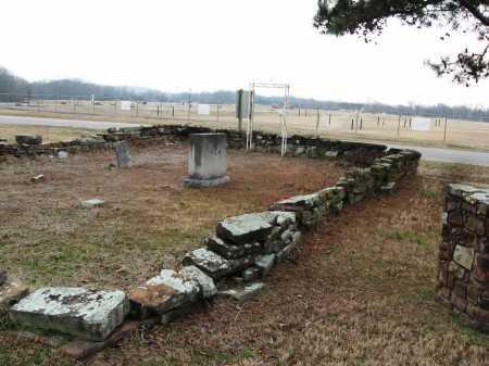 *WASHBURN CEMETERY VIEW,  - Pope County, Arkansas |  *WASHBURN CEMETERY VIEW - Arkansas Gravestone Photos