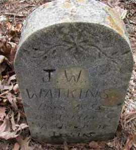 WATKINS, J W - Pope County, Arkansas | J W WATKINS - Arkansas Gravestone Photos