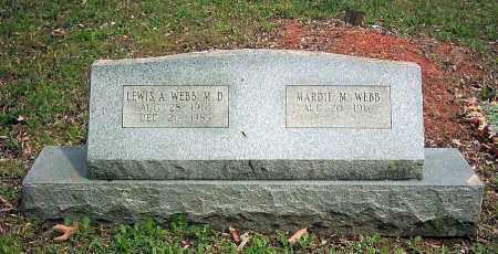 WEBB, MARDIE ONA - Pope County, Arkansas | MARDIE ONA WEBB - Arkansas Gravestone Photos