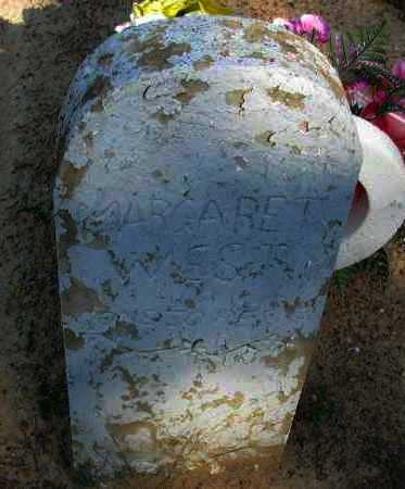 ROSS WEST, MARGARET - Pope County, Arkansas | MARGARET ROSS WEST - Arkansas Gravestone Photos