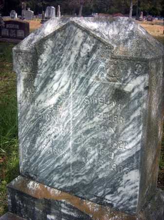 WHEELER, ALEXANDER - Pope County, Arkansas   ALEXANDER WHEELER - Arkansas Gravestone Photos