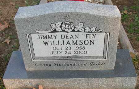 "WILLIAMSON, JIMMY DEAN ""FLY"" - Pope County, Arkansas | JIMMY DEAN ""FLY"" WILLIAMSON - Arkansas Gravestone Photos"