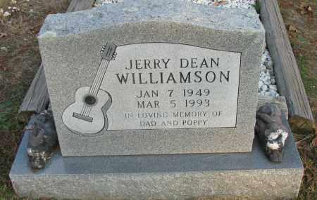 WILLIAMSON, JERRY DEAN - Pope County, Arkansas | JERRY DEAN WILLIAMSON - Arkansas Gravestone Photos