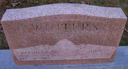 WINTERS, JOHN - Pope County, Arkansas | JOHN WINTERS - Arkansas Gravestone Photos