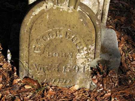 WOOD, ENOCH - Pope County, Arkansas | ENOCH WOOD - Arkansas Gravestone Photos