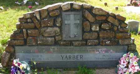 YARBER, OKLIA I - Pope County, Arkansas | OKLIA I YARBER - Arkansas Gravestone Photos