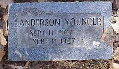 YOUNGER, ANDERSON - Pope County, Arkansas | ANDERSON YOUNGER - Arkansas Gravestone Photos