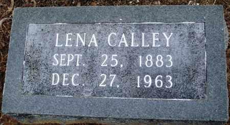 CALLEY, LENA - Prairie County, Arkansas | LENA CALLEY - Arkansas Gravestone Photos