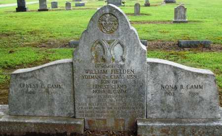 CAMM (VETERAN WWII, KIA), WILLIAM FIELDEN - Prairie County, Arkansas | WILLIAM FIELDEN CAMM (VETERAN WWII, KIA) - Arkansas Gravestone Photos