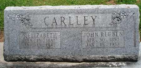 CARLLEY, S ELIZABETH - Prairie County, Arkansas | S ELIZABETH CARLLEY - Arkansas Gravestone Photos