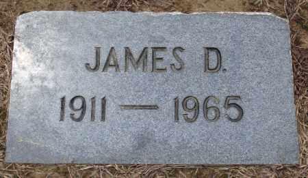 COLLINS, JAMES D - Prairie County, Arkansas | JAMES D COLLINS - Arkansas Gravestone Photos