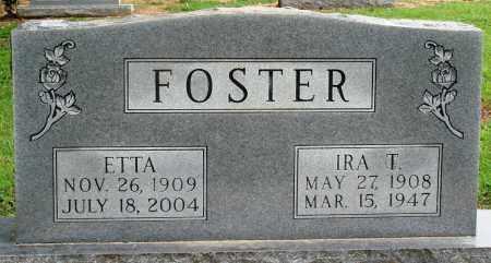 FOSTER, ETTA - Prairie County, Arkansas   ETTA FOSTER - Arkansas Gravestone Photos