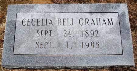 GRAHAM, CECELIA BELL - Prairie County, Arkansas | CECELIA BELL GRAHAM - Arkansas Gravestone Photos