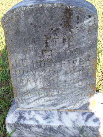 "ISBELL HOLYFIELD, CLARISSA ELIZABETH ""BETTIE"" - Prairie County, Arkansas | CLARISSA ELIZABETH ""BETTIE"" ISBELL HOLYFIELD - Arkansas Gravestone Photos"