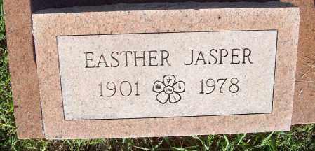 JASPER, EASTHER - Prairie County, Arkansas | EASTHER JASPER - Arkansas Gravestone Photos