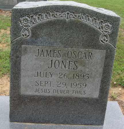 JONES, JAMES OSCAR - Prairie County, Arkansas | JAMES OSCAR JONES - Arkansas Gravestone Photos