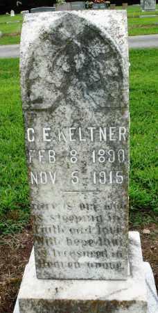 KELTNER, C E - Prairie County, Arkansas | C E KELTNER - Arkansas Gravestone Photos