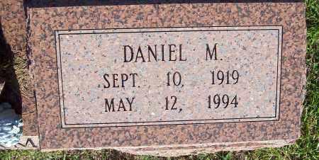 LOUDERMILK, DANIEL MELVIN - Prairie County, Arkansas | DANIEL MELVIN LOUDERMILK - Arkansas Gravestone Photos