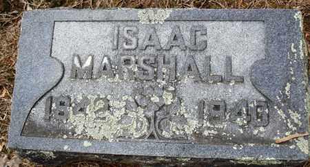 MARSHALL, ISAAC - Prairie County, Arkansas   ISAAC MARSHALL - Arkansas Gravestone Photos