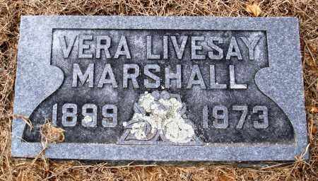 MARSHALL, VERA - Prairie County, Arkansas | VERA MARSHALL - Arkansas Gravestone Photos