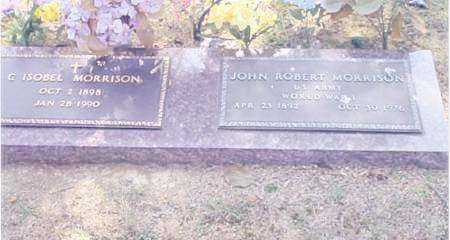 TIPPITT MORRISON, CAROLYN ISOBEL - Prairie County, Arkansas | CAROLYN ISOBEL TIPPITT MORRISON - Arkansas Gravestone Photos
