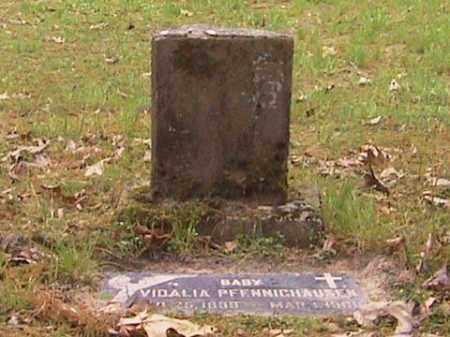 PFENNIGHAUSEN, VIDALIA - Prairie County, Arkansas   VIDALIA PFENNIGHAUSEN - Arkansas Gravestone Photos