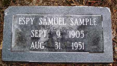 SAMPLE, ESPY SAMUEL - Prairie County, Arkansas | ESPY SAMUEL SAMPLE - Arkansas Gravestone Photos