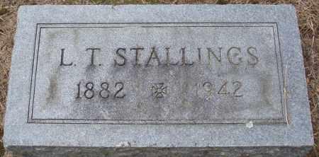 STALLINGS, L T - Prairie County, Arkansas | L T STALLINGS - Arkansas Gravestone Photos