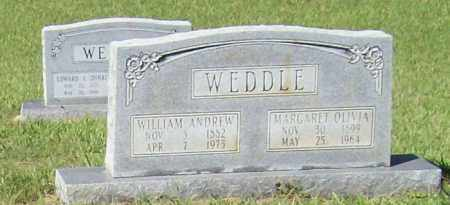 WEDDLE, MARGARET OLIVIA - Prairie County, Arkansas | MARGARET OLIVIA WEDDLE - Arkansas Gravestone Photos