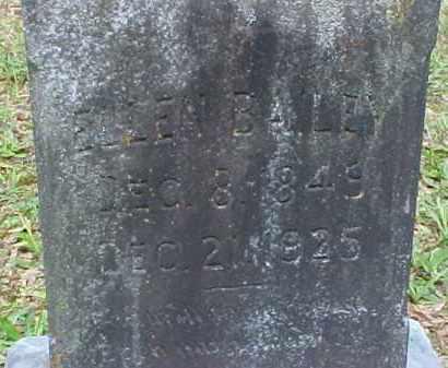 "BAILEY, ELEANOR MARIAH ""ELLEN"" - Pulaski County, Arkansas | ELEANOR MARIAH ""ELLEN"" BAILEY - Arkansas Gravestone Photos"