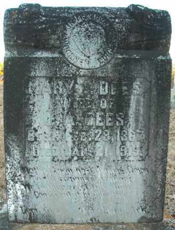 DEES, MARY T. - Pulaski County, Arkansas | MARY T. DEES - Arkansas Gravestone Photos