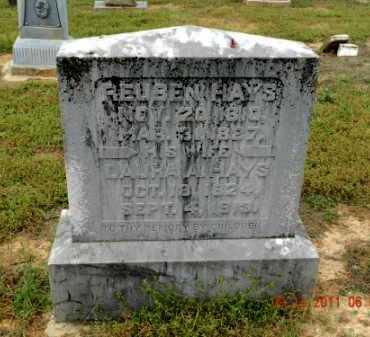 HAYS, LAURA A. - Pulaski County, Arkansas | LAURA A. HAYS - Arkansas Gravestone Photos