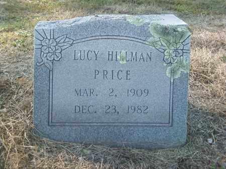 HILLMAN PRICE, LUCY - Pulaski County, Arkansas | LUCY HILLMAN PRICE - Arkansas Gravestone Photos