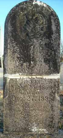 WILKENS, EMMA - Pulaski County, Arkansas   EMMA WILKENS - Arkansas Gravestone Photos